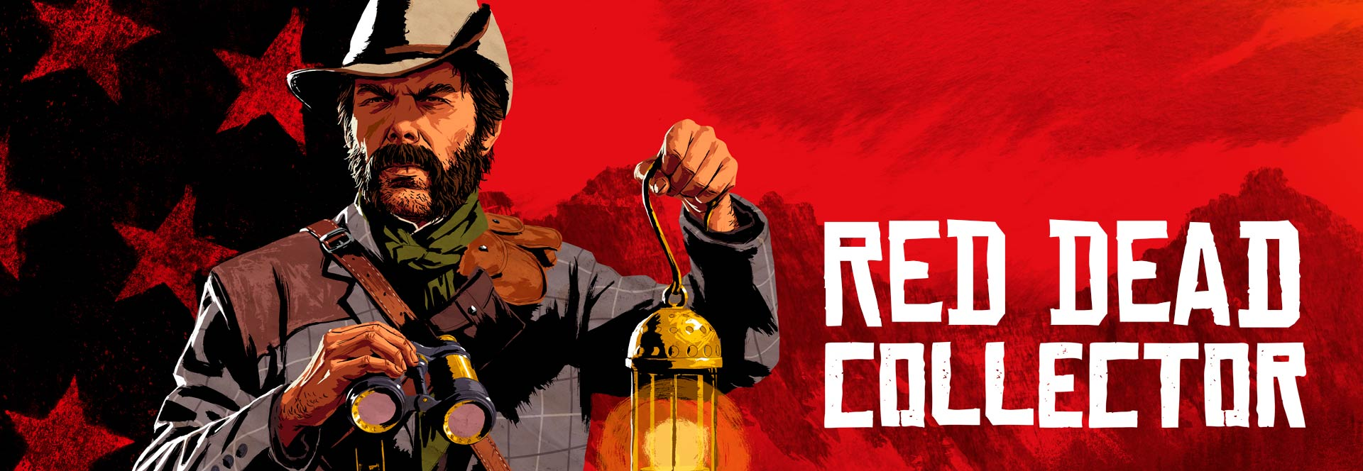 Red Dead Collector Banner